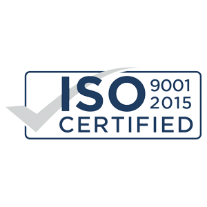 ISO-9001 2015 Certified